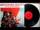 Matching Mole Little Red Record 1972 UK, Canterbury Progressive Jazz Rock
