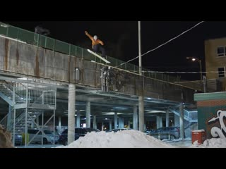 Anto chamberland- real snow 2019 - world of x games