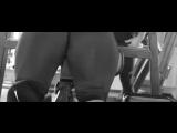 Мясо в лосинах! Аркадий Величко тренировка ног - гей эротика порно качок бодибилдер лосины мускулистый мужик парень