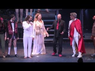 JESUS CHRIST SUPERSTAR -- JCS live 2016 - Salerno Italy