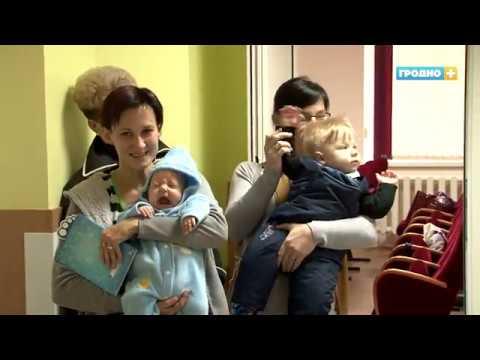 Наша СвинеаПеппа В Гродненской детской больнице, где прошёл семинар для родителей недоношенных детей