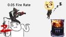 Warframe - 0.05 Fire Rate Strun has a dream