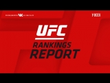UFC Rankings Report Dillashaw Dominates Again