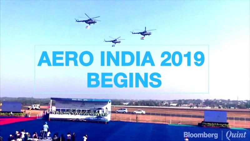 Aero India 2019 Begins