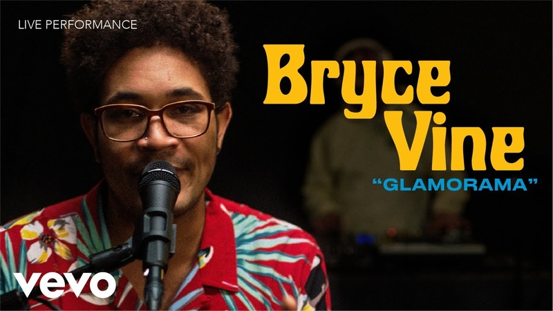 Bryce Vine - Glamorama Official Performance | Vevo