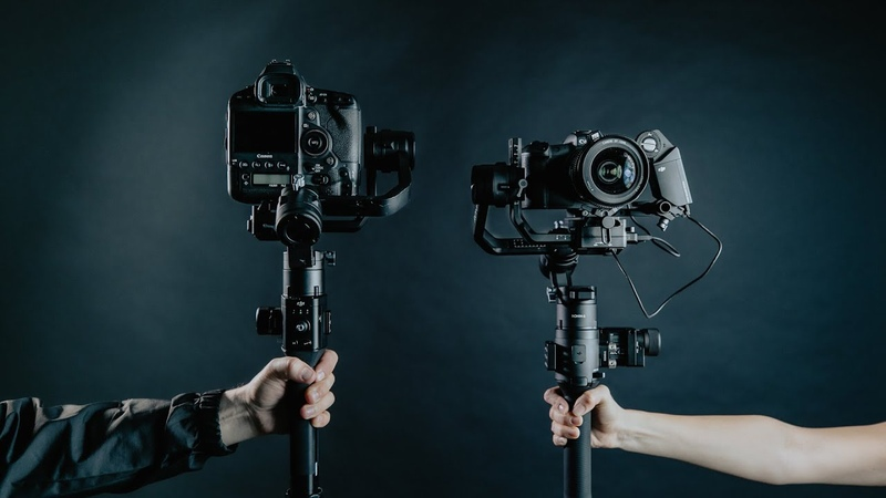 5 Creative Camera Transitions | DJI Ronin-S Gimbal