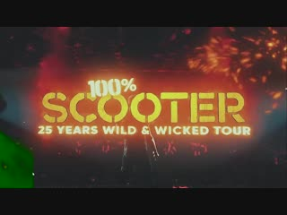 Scooter live @ Bremen - 25 Years Wild Wicked Tour - 08.12.2018 - ÖVB-Arena Bremen