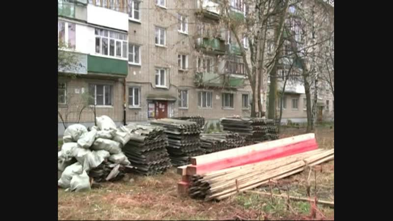 В Ярославле ремонтируют крыши, которые не меняли с момента строительства хрущевок