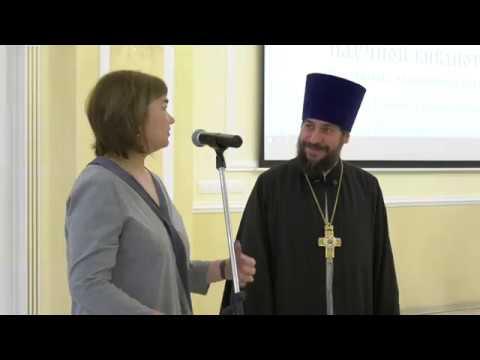 Открытие библиотеки в Поволжском православном институте 2019