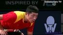 2018 Australian Open SF XU Xin vs HARIMOTO Tomokazu (張本智和)