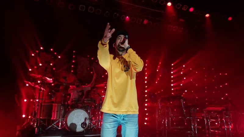 Mike Shinoda - Over Again Papercut (Live in Detroit, Michigan @ The Fillmore, 16.11.2018)