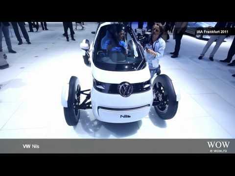 VW Nils - IAA Frankfurt Motorshow 2011 [HD] 13.09.2011