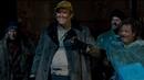Грязный Майк и его парни — «Копы в глубоком запасе» 2010 сцена 9/10 HD