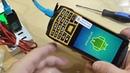 Распаковка IP67 смартфона с рацией фонариком клавиатурой и NFC N2