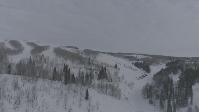 Алтайские Альпы горнолыжная база г. Усть-Каменогорск