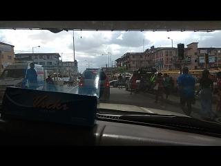 Trip to Lagos Airport, Nigeria Part 4