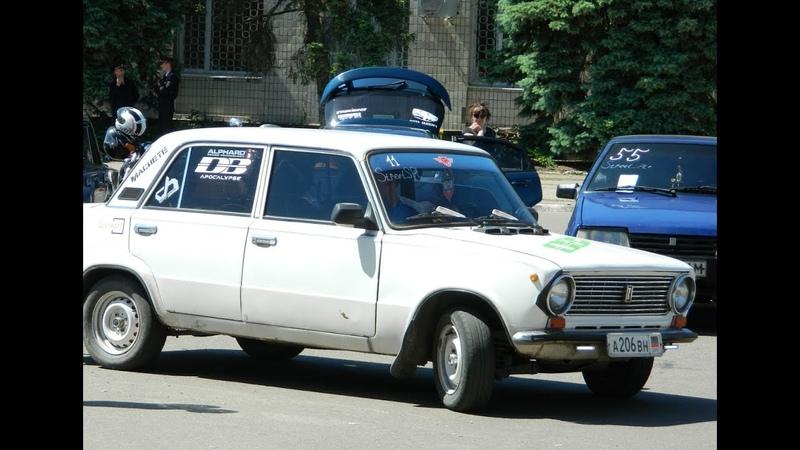 Первый замер SPL 2019 ЛНР г.Краснодон