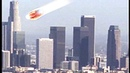 UFO On Fire Caught On Camera, Real UFO Caught On Camera