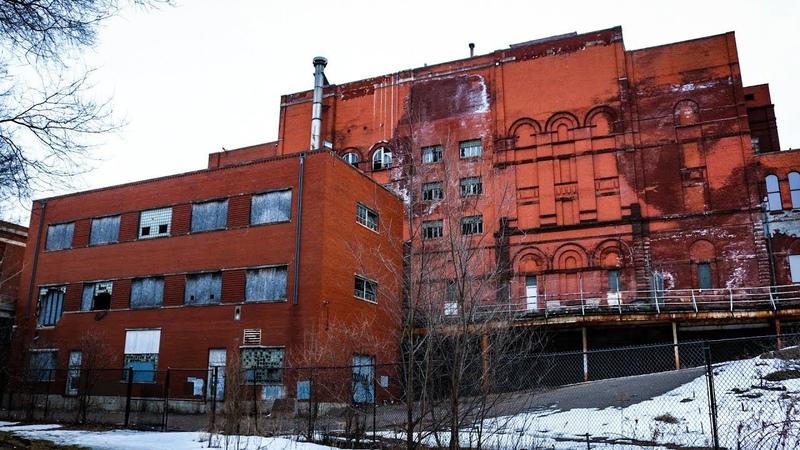 Exploring the abandoned Hamm's Brewery Urban Exploring Minnesota