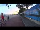 Олимпийский парк - Велодорожка перед игрой ЧМ-2018. 15 июня. Португалия - Испания. Часть 2.