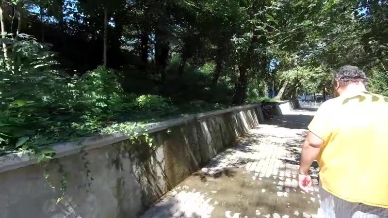 Симферополь Гуляем с Лёшиком Салгир Велотрек