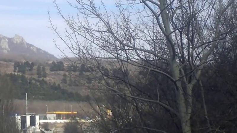Находка пирамиды в г. Пятигорске