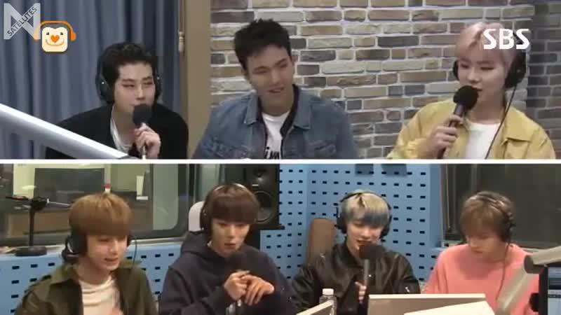 [Рус.саб][19.10.2016] SBS Power FM Kim Changryul's Old School Radio