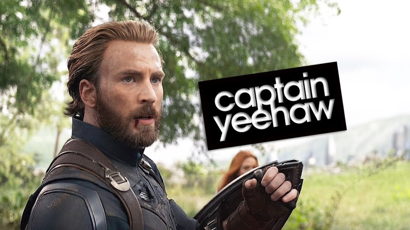 Old Town Road Captain America
