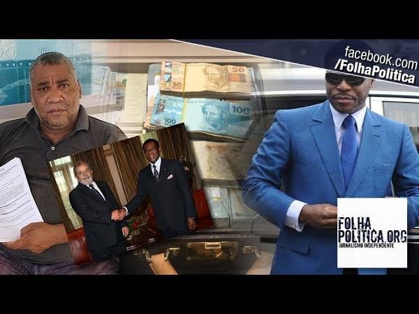 Líder quilombola faz denúncias gravíssimas envolvendo PT, MST, dinheiro da Guiné Equatorial e...