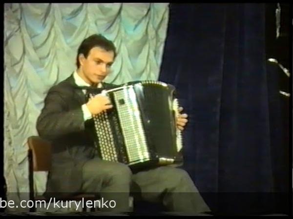 Полет шмеля БАЯН Фенюк ACCORDION * Rimsky-Korsakov: Flight of the Bumblebee Fenyuk Римский-Корсаков