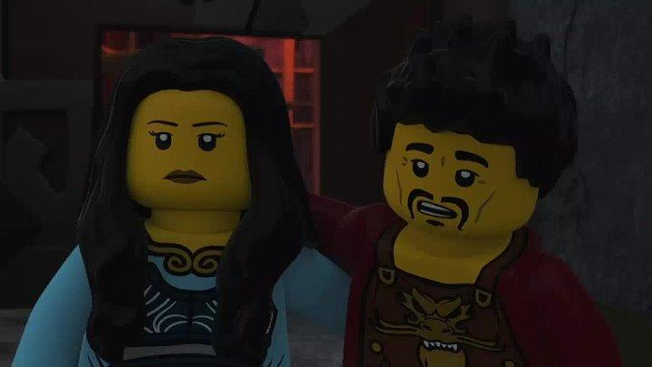 Мультфильм Лего ниндзяго - 7 cезон 10 серия HD