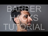 Barber Hacks Tutorial Best Tapered Classic With Beard Outline