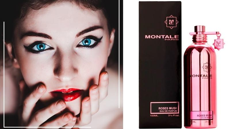 Montale Roses Musk / Монталь Розовый Мускус - обзоры и отзывы о духах