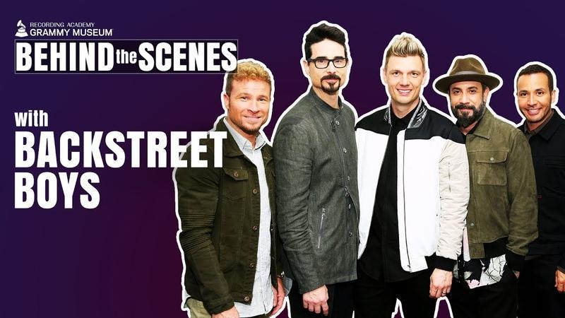 Backstreet Boys On Their GRAMMY Museum Experience, Millennium, DNA Tour | GRAMMY Museum