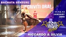 RICCARDO SILVIA [Bachata Sensual] ✦ Roma Dance All Star 2019 ✦