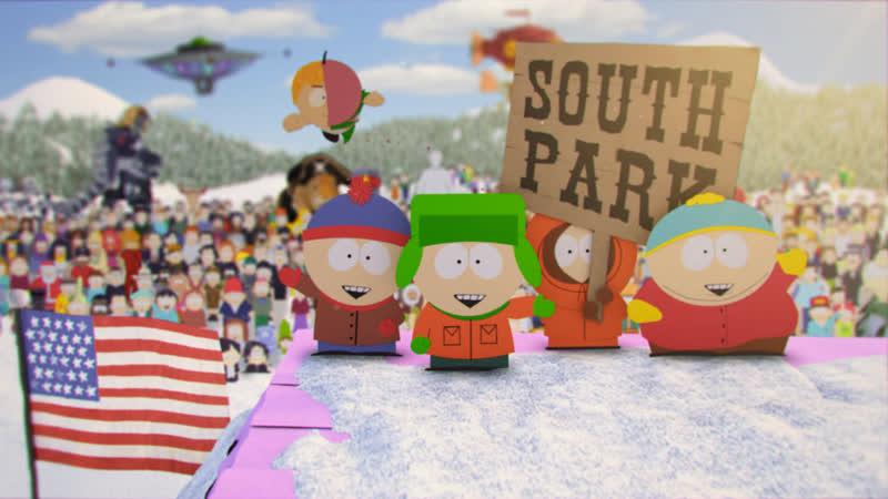 Южный Парк / South Park 22 сезон 10 серия