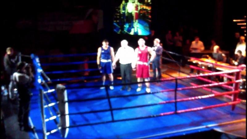 Супер бокс И Станин В Тимофеев в к 91 фин бой т ра Олимпийские надежды НА ВОЛЕВЫХ
