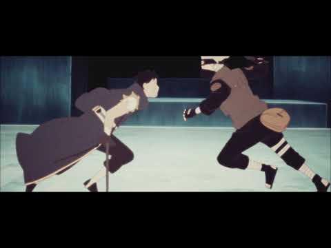 [AMV] Какаши против Обито