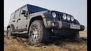 Toyota Tacoma и FJ Cruiser спасают Jeep Rubicon. 4х4 off-road. Часть 1