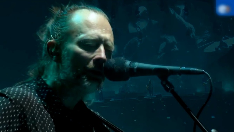 Radiohead - Fake Plastic Trees | Live at Santiago, Chile 2018 (HD 1080p)