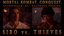 UNFACES SIRO vs THIEVES Ost Mortal Kombat Conquest RE Recorded version