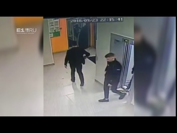 В ЖК Светлый мужина вырвал и вынес из подъезда плетжный терминал