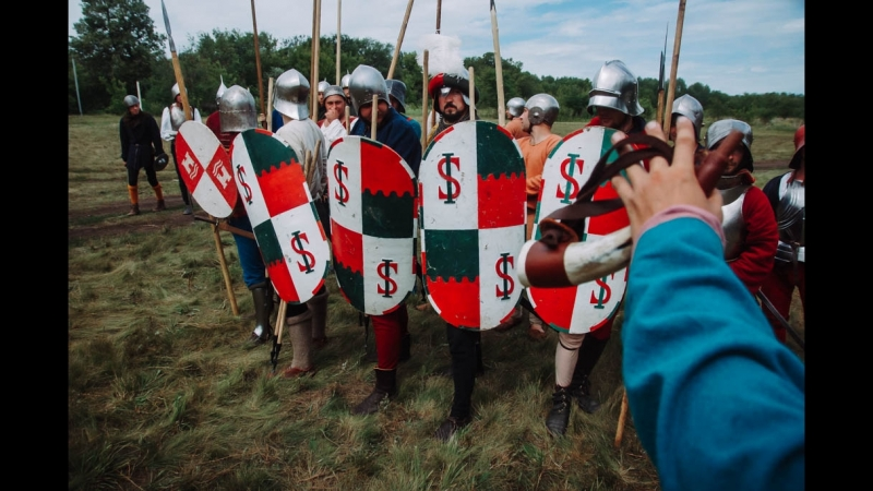 Сергиевский фестиваль истории Энколпион состоялся в третий раз!