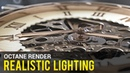 The Fastest way to Realistic Lighting in Octane Render