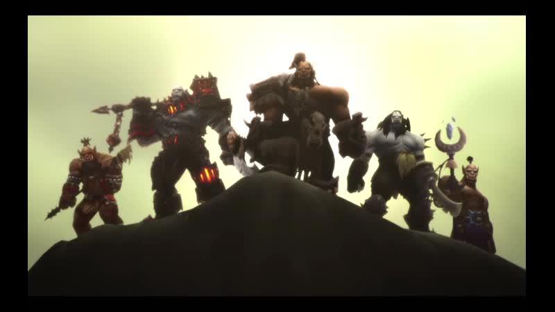 World of Warcraft разрушение черных врат на альтернативном дреноре