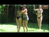 3 Chicas bailando tango