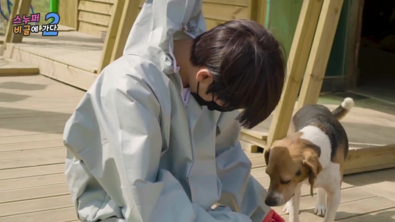 180418 SNUPER @ 'Beagle Rescue Network' Volunteer Activity Behind 2