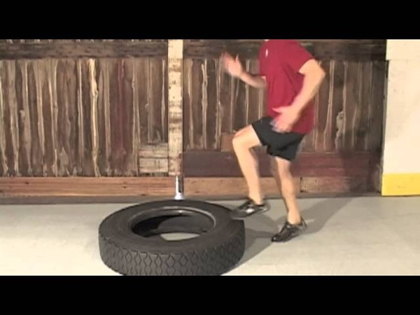 Fitness: Speed: Tire Workout