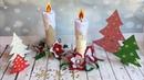 TUTORIAL FACILISSIMO PER NATALE Easy DIY for Christmas