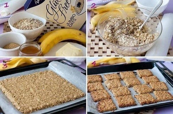 10 рецептов вкусного печенья, которое готовится 15 минут.